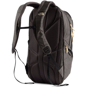 The North Face W's Isabella Backpack TNF Black Brass Melange